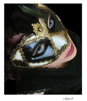 Masquerade par ~mythfairy sur DeviantART