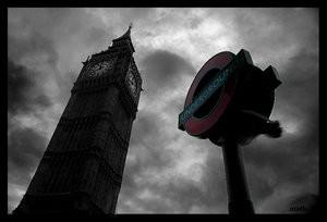 Big Ben par ~endraum sur Deviant ART