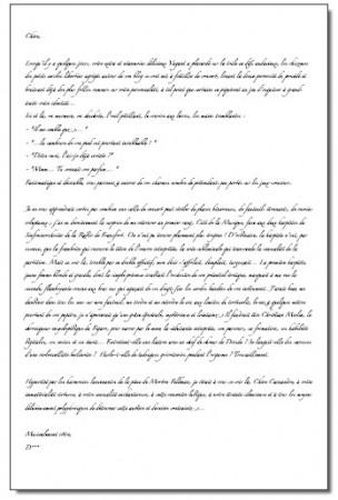 Lettre de D*** a Cassandre au format PDF...